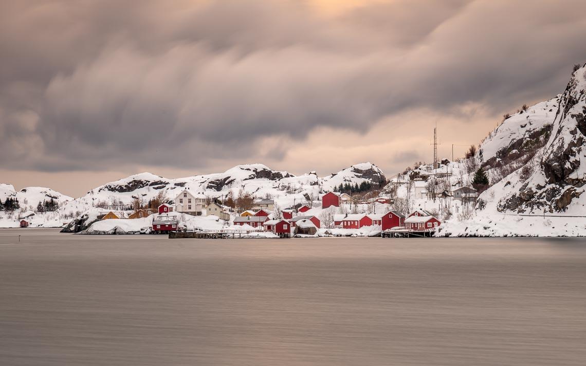 Lofoten Norvegia Nikon School Viaggio Fotografico Workshop Aurora Boreale Paesaggio Viaggi Fotografici 00050