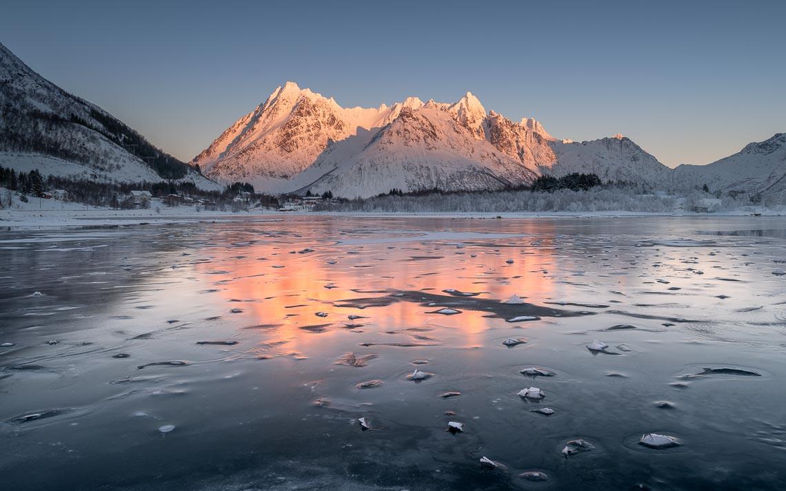Lofoten Norvegia Nikon School Viaggio Fotografico Workshop Aurora Boreale Paesaggio Viaggi Fotografici 00055