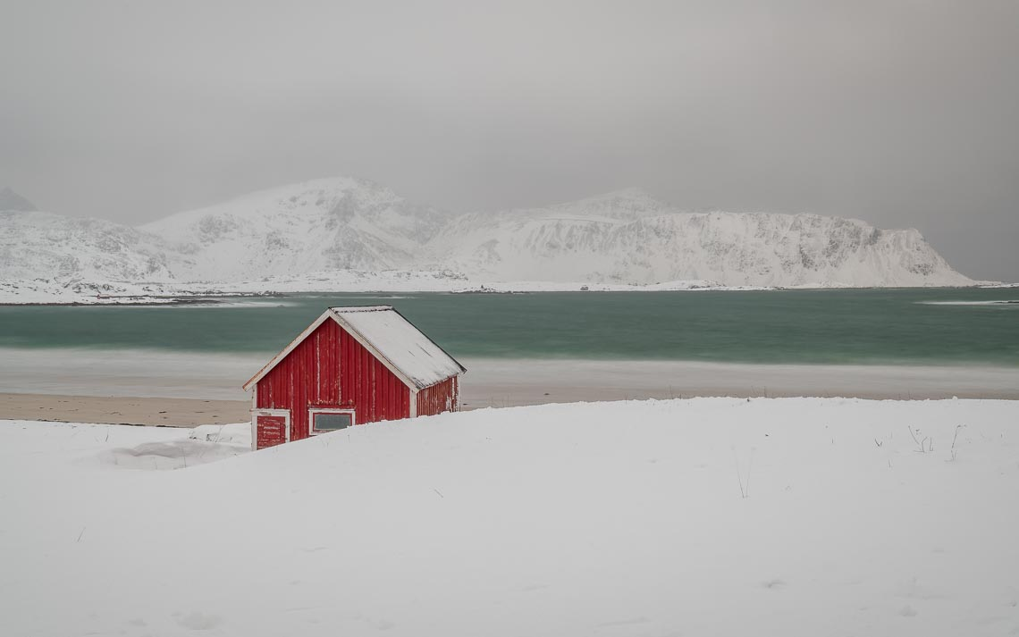 Lofoten Norvegia Nikon School Viaggio Fotografico Workshop Aurora Boreale Paesaggio Viaggi Fotografici 00057