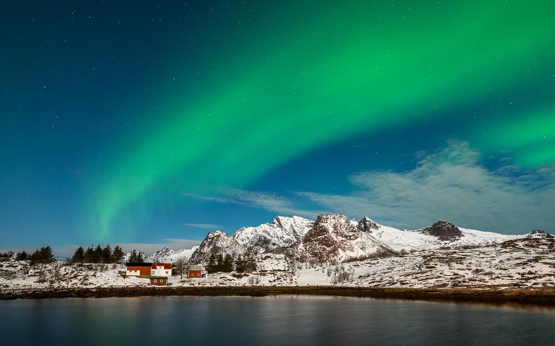 Lofoten Norvegia Nikon School Viaggio Fotografico Workshop Aurora Boreale Paesaggio Viaggi Fotografici 00059