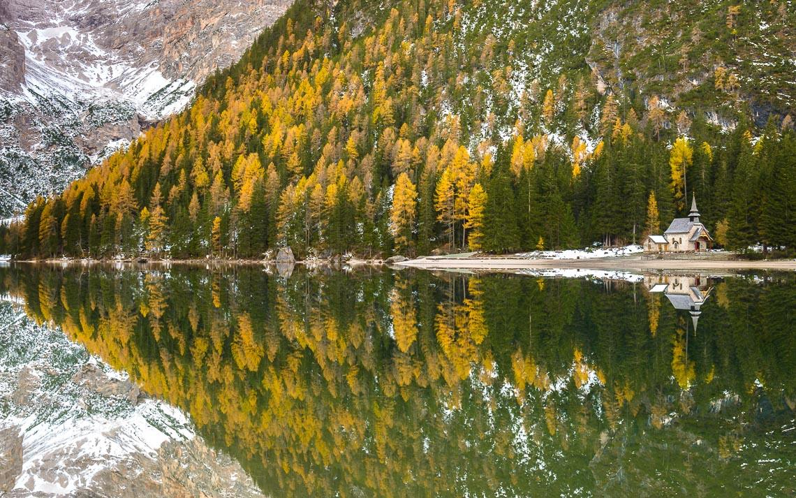 dolomiti foliage autunno nikon school workshop paesaggio notturna via lattea startrail 00012