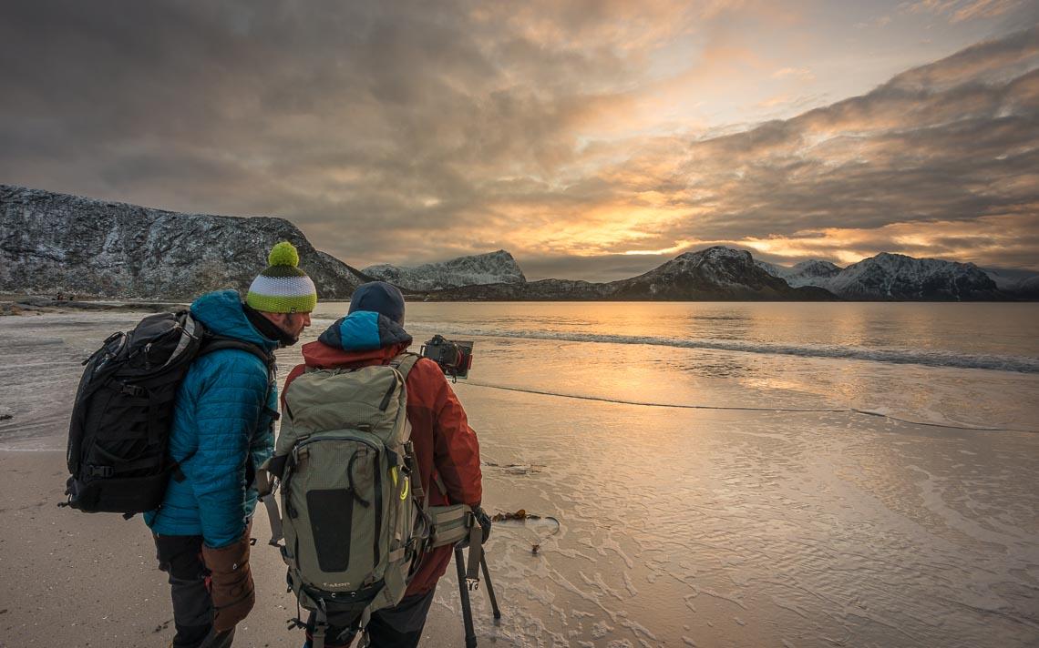 lofoten norvegia nikon school viaggio fotografico workshop aurora boreale paesaggio viaggi fotografici 00015