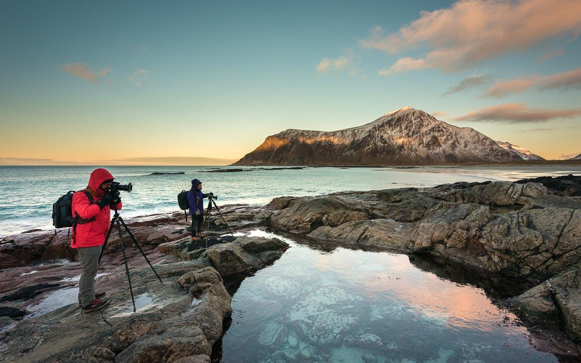 lofoten norvegia nikon school viaggio fotografico workshop aurora boreale paesaggio viaggi fotografici 00022