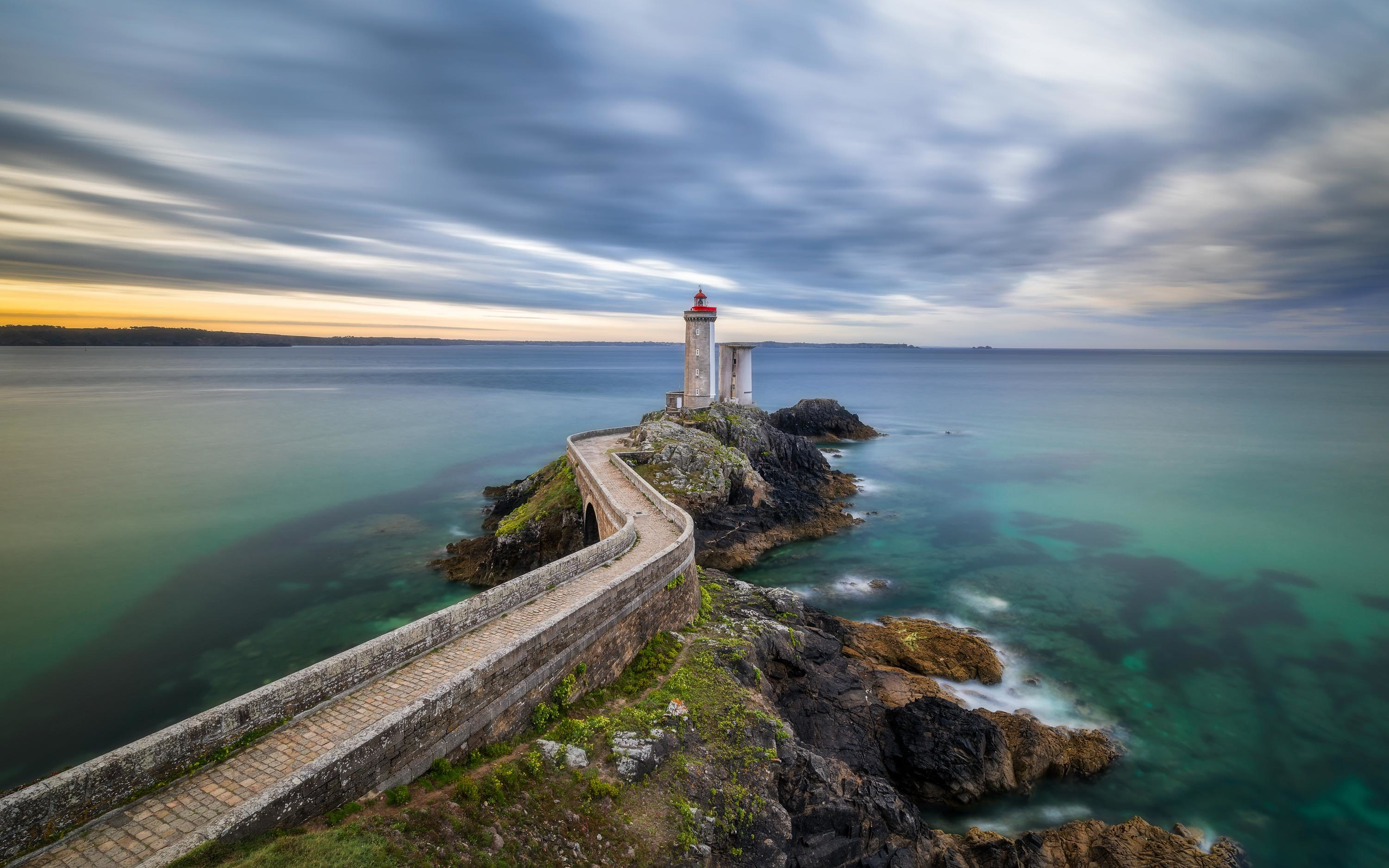Lighthouses Coast of Brittany – France