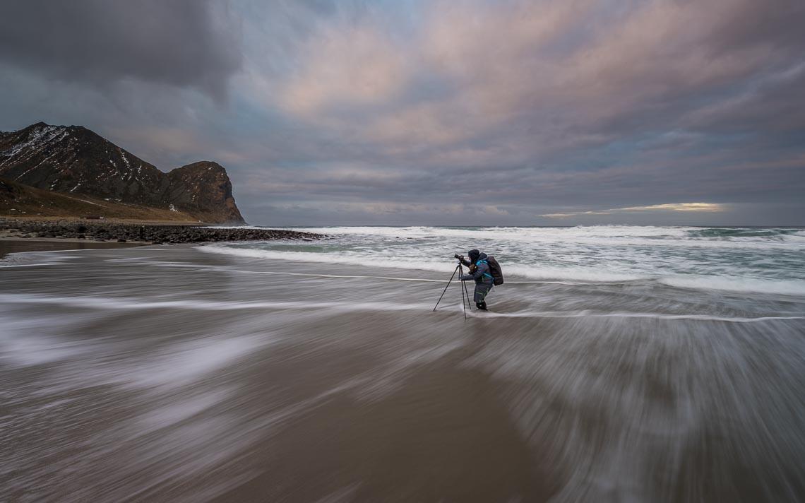 Lofoten Norvegia Nikon School Viaggio Fotografico Workshop Aurora Boreale Paesaggio Viaggi Fotografici 00035