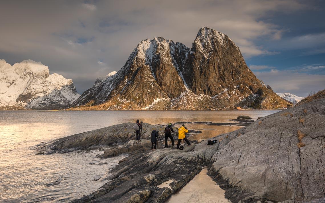 Lofoten Norvegia Nikon School Viaggio Fotografico Workshop Aurora Boreale Paesaggio Viaggi Fotografici 00038