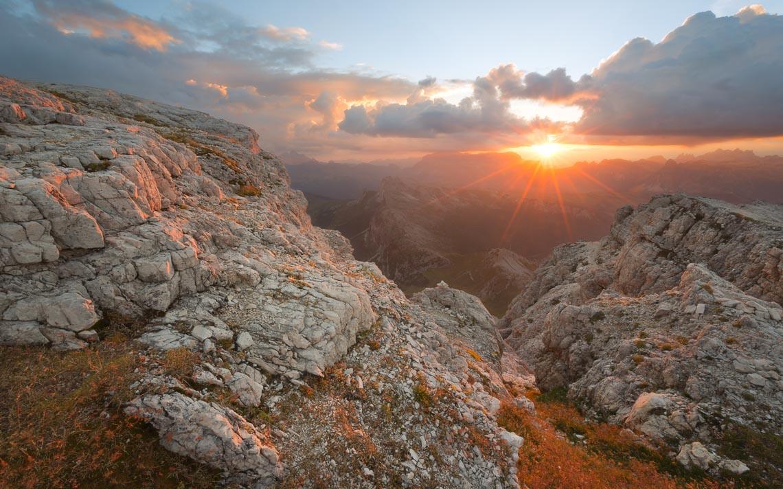 Dolomiti Nikon School Workshop Paesaggio Notturna Via Lattea Startrail 00047