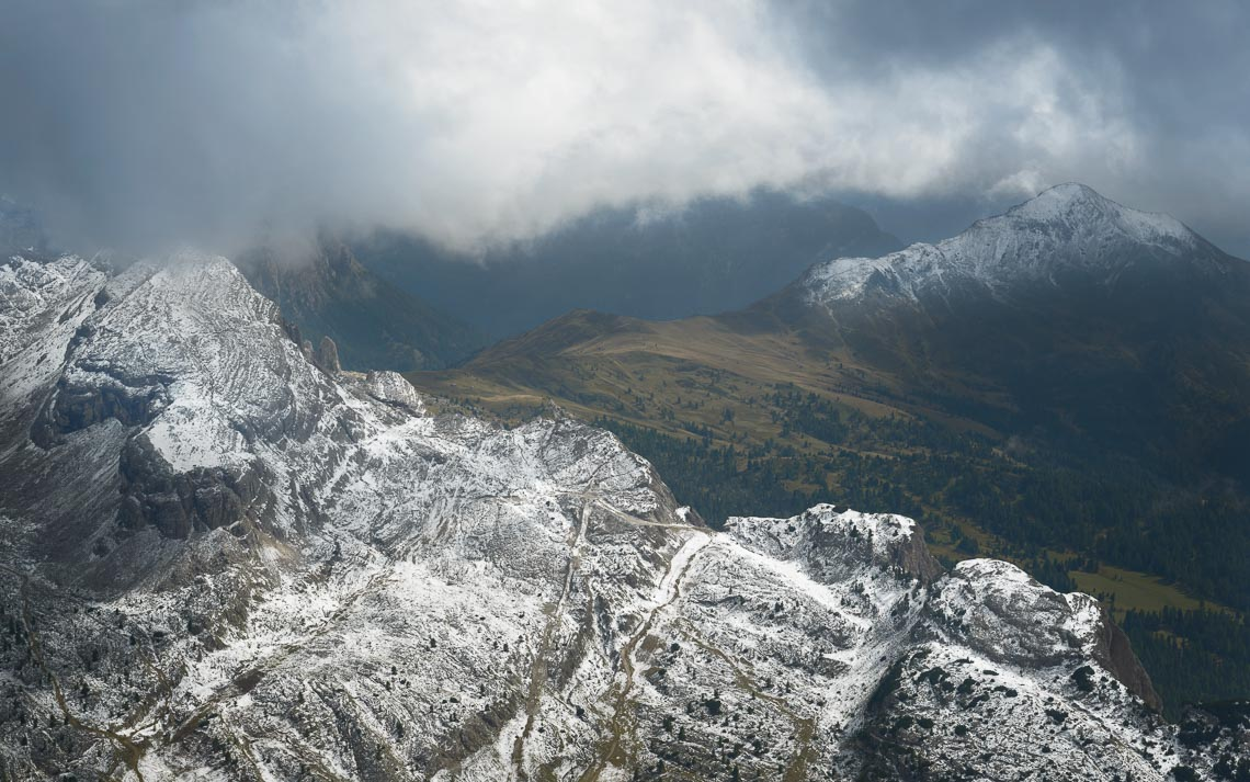 Dolomiti Nikon School Workshop Paesaggio Notturna Via Lattea Startrail 00055