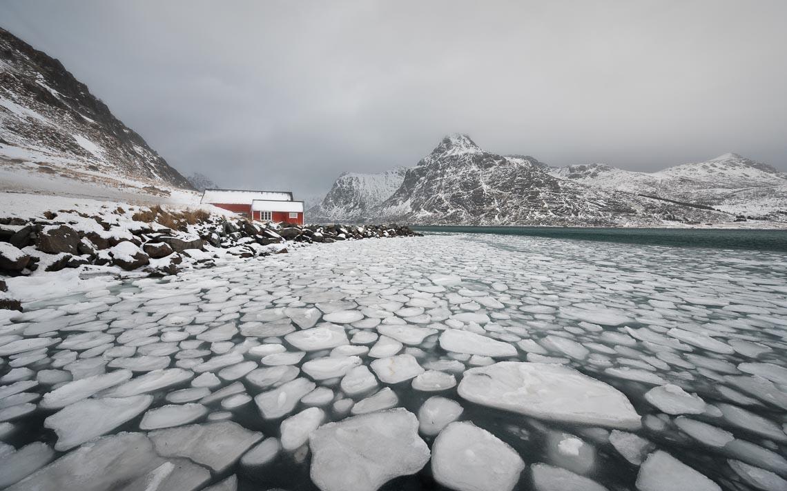 Lofoten Norvegia Nikon School Viaggio Fotografico Workshop Aurora Boreale Paesaggio Viaggi Fotografici 00041