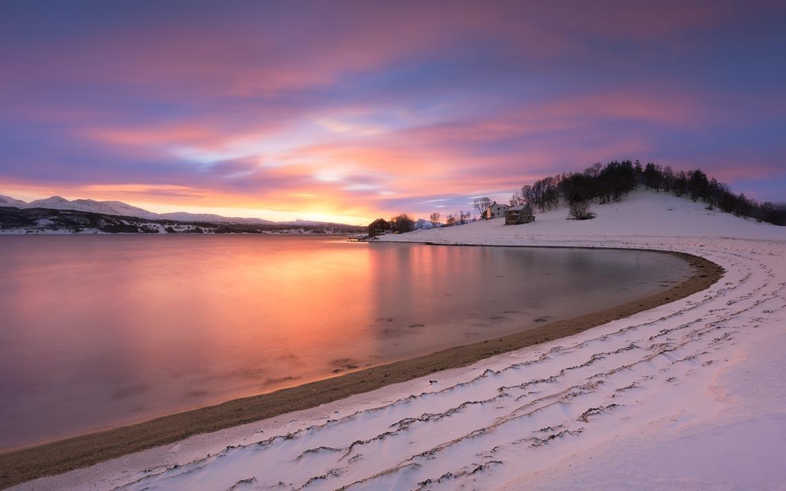 Lofoten Norvegia Nikon School Viaggio Fotografico Workshop Aurora Boreale Paesaggio Viaggi Fotografici 00044