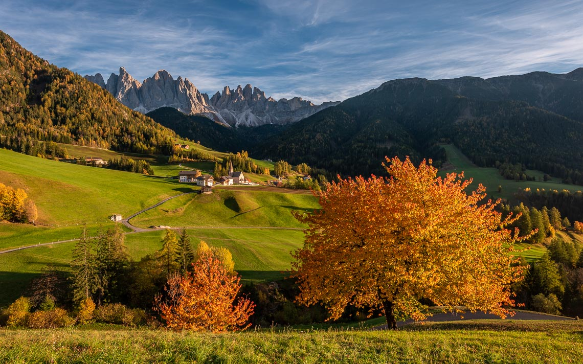 Dolomiti Foliage Autunno Nikon School Workshop Paesaggio Notturna Via Lattea Startrail 00033
