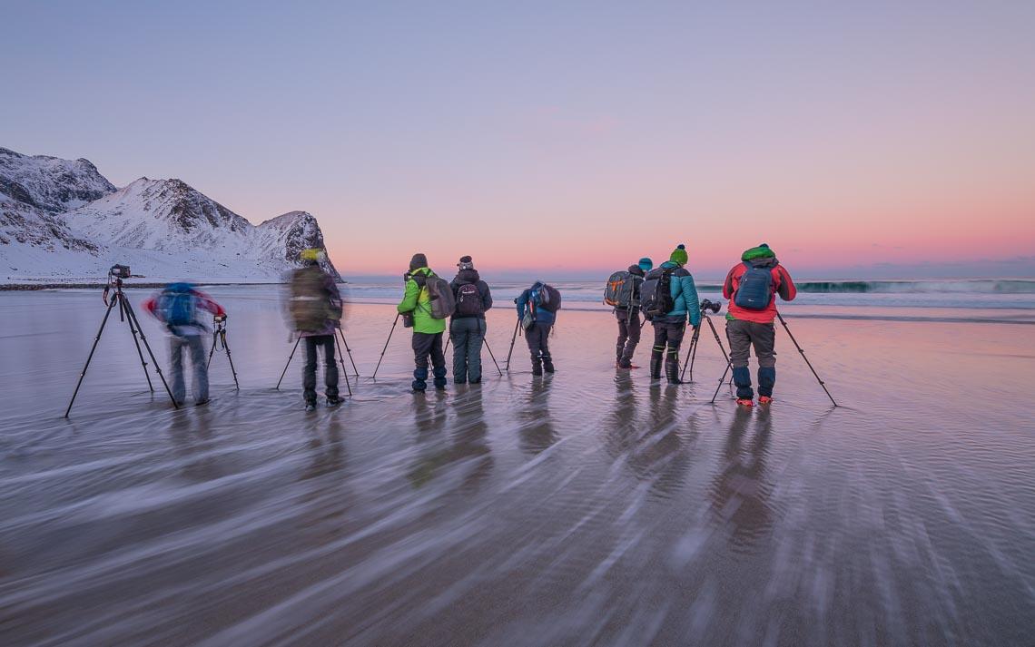 Lofoten Norvegia Nikon School Viaggio Fotografico Workshop Aurora Boreale Paesaggio Viaggi Fotografici 00049